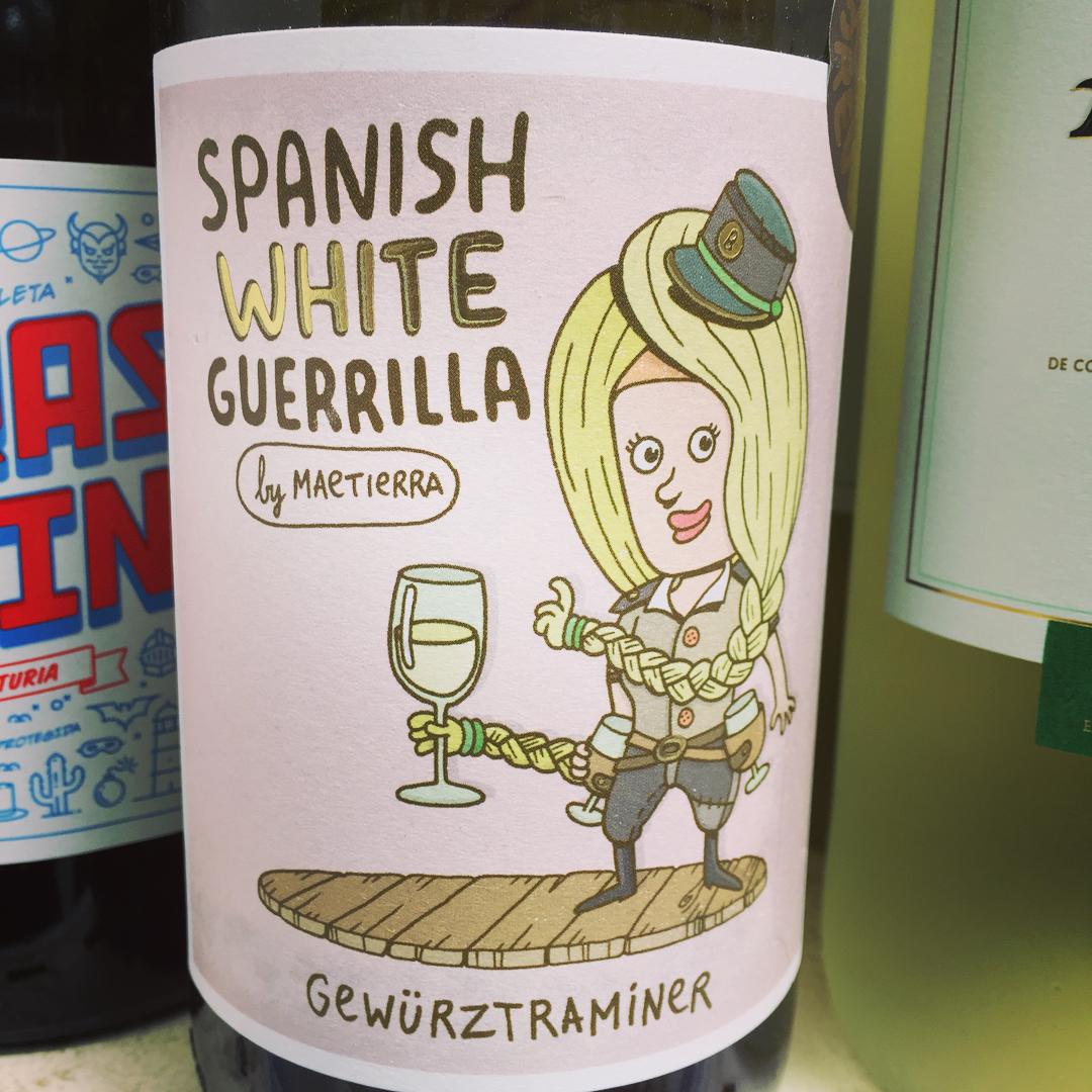Algunos vinos tambin te dan alegra visual
