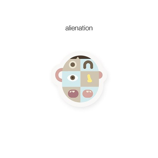 ByBa alienation icon