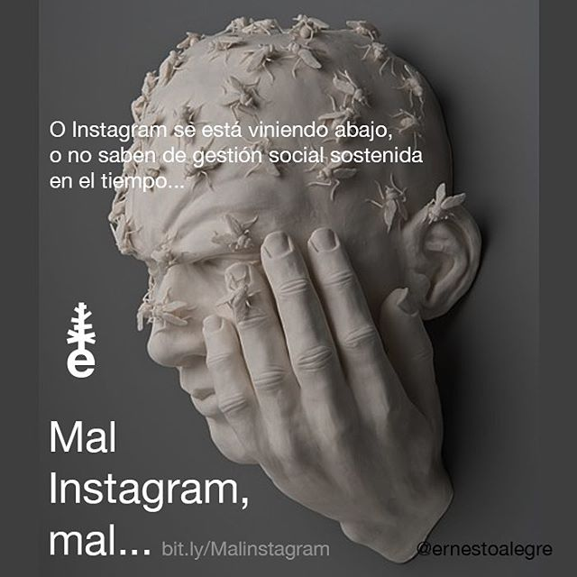 Qu le pasa a Instagram? bitlyMalinstagram