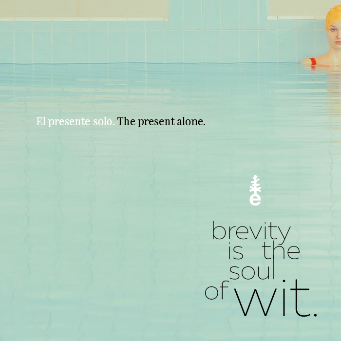 the present alone, by ernesto alegre