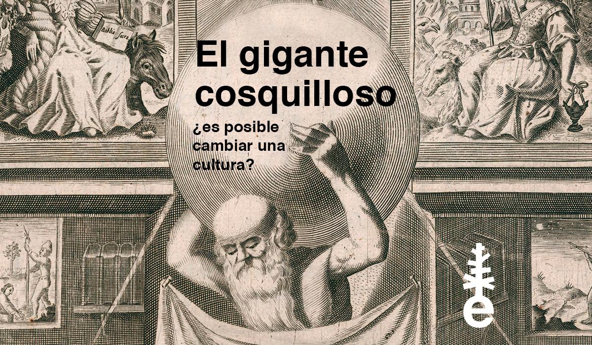 el gigante cosquilloso - Ernesto Alegre